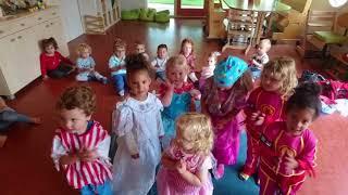 Jaaroverzicht van ons Kinderdagverblijf in Almere