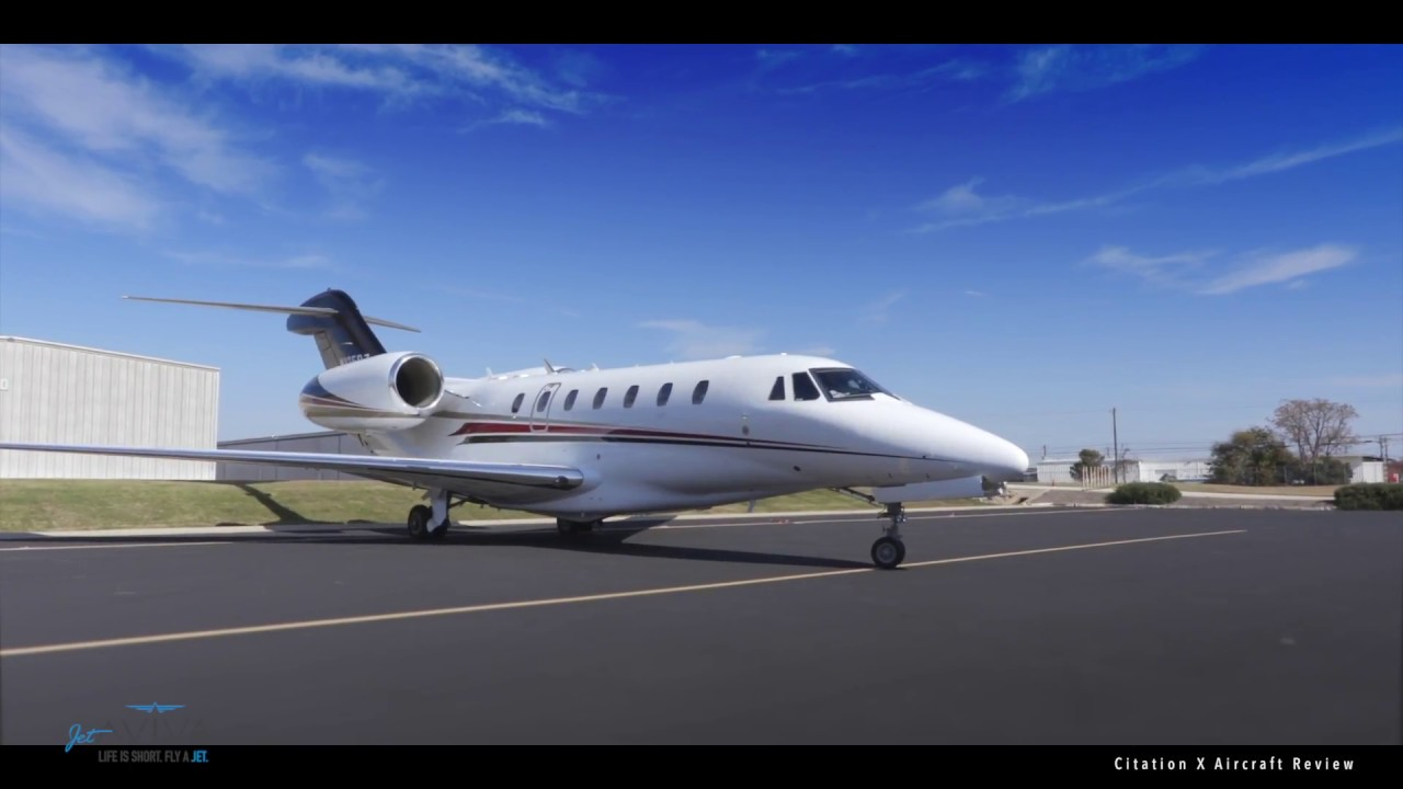 Cessna Plane Aircraft Review Cessna Citation X