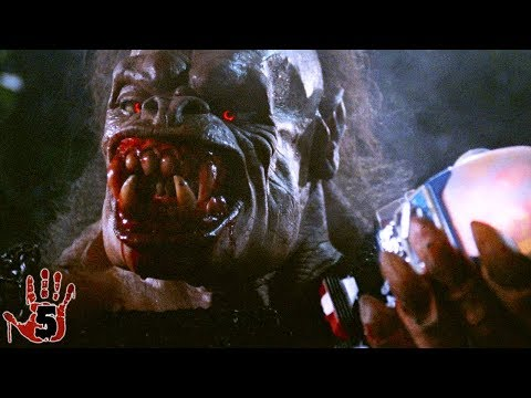 Top 5 Scariest Forgotten Horror Movie Monsters
