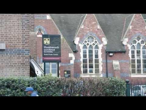 Handsworth Grammar School Sixth Form Centre