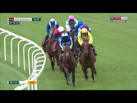 Lord North wins Group 1 Prince of Wales's Stakes | Royal Ascot 2020