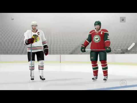 NHL 17 Franchise Mode Chicago Blackhawks #4