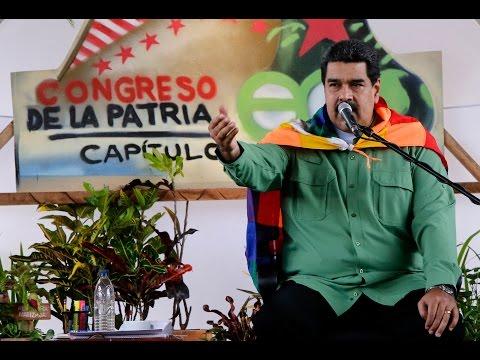 Maduro señala de traición a la Patria a diputados que invocan Carta Democrática contra Venezuela