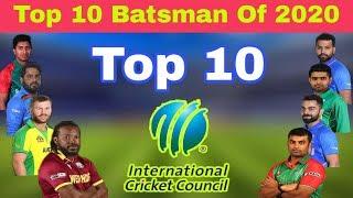 Top 10 Most Dangerous T20 Batsman 2020 l ICC Latest T20 Ranking 2020 l #Babar Azam,Virat Kholi