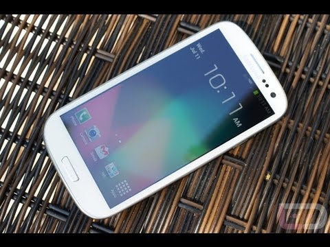 Samsung Galaxy S3 Official Review