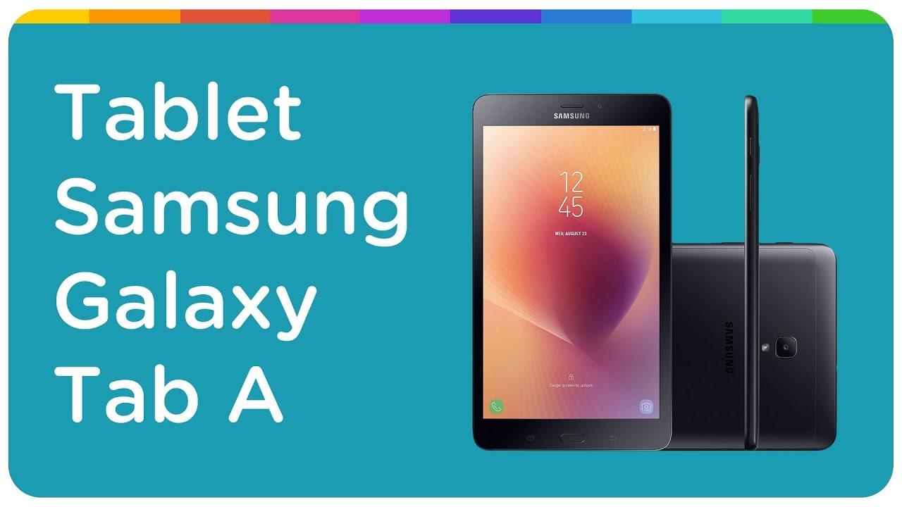 6f112ce56 Tablet Samsung Galaxy Tab A T385 - YouTube