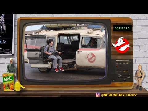 All The Ghostbusters 3 News From September 2019!!!