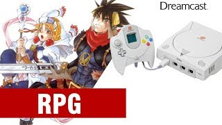 All Dreamcast RPG Games Compilation - Every Game (US/EU/JP)