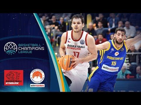 Era Nymburk V Peristeri Winmasters – Highlights – Basketball Champions League 2019-20