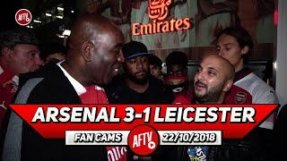 Arsenal 3-1 Leicester City | Lacazette Is Sharper Than Ever!!