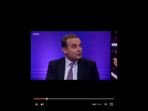 Newsnight on Brexit 03/09/2018