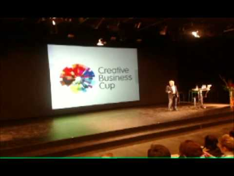Creative Business Cup - Entrepreneurship in creative industries by Anders Hoffmann