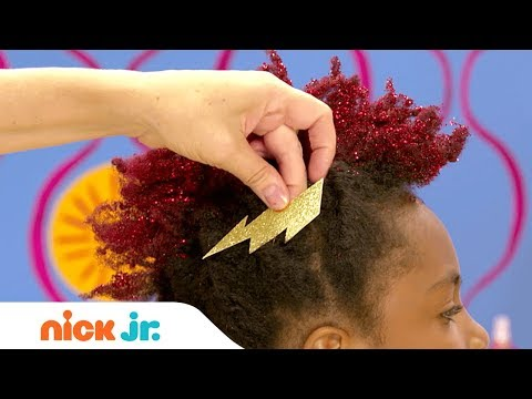 how-to-create-a-faux-hawk-tutorial-⚡|-sunny-day's-style-files-|-nick-jr.