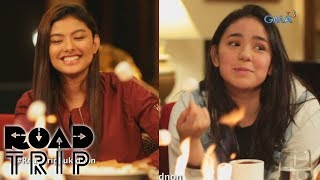 Road Trip: Kate's and Mikee's ultimate crush