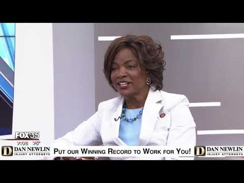 "2020 Election: Val Demings Says She Has The ""Real Life ..."