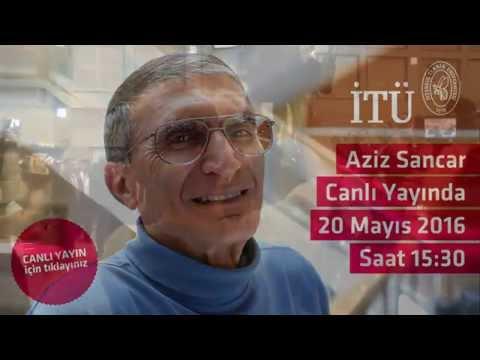Aziz Sancar'dan Nobel Konuşması - İTÜ