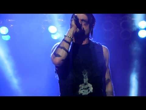 Three Days Grace CHALK OUTLINE W/ Matt Walst Near Stage Bayfest Mobile,AL 10/4/2013