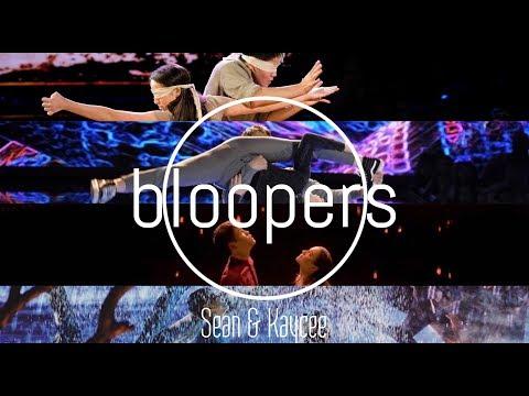 Sean & Kaycee l NBC World Of Dance: Bloopers