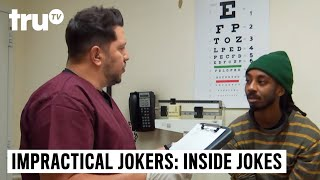 Impractical Jokers: Inside Jokes - Dr. Sal's Bedside Manner Needs Work | truTV