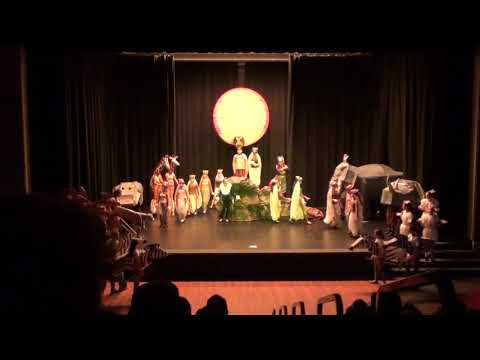 Lion King Circle of Life Leona Libby Middle School