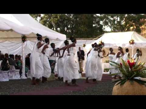 Burundi traditional dances