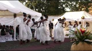 Burundi traditional dances