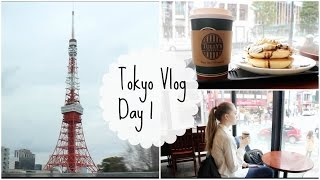 Tokyo Vlog - Day 1