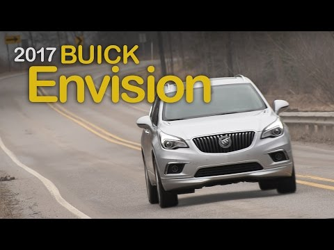 2017 Buick Envision Review: Curbed with Craig Cole