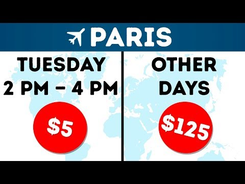 6 Little-Known Ways To Buy The Cheapest Airplane Ticket