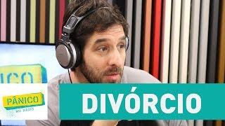 Rafinha Bastos fala sobre divórcio