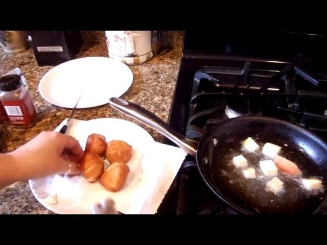Jus4SweetZ Easy Caramel Apple Donut Bites