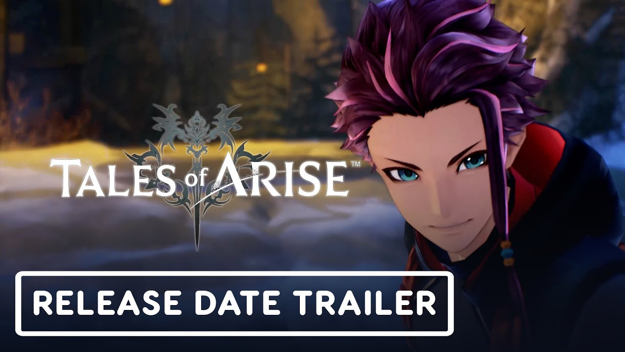Download Tales of Arise - Official Release Date Trailer