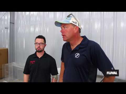 Segrest Farms Tour, GLO Fish & Sandy's Hot Rod