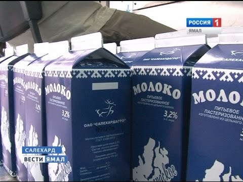 Молочный цех «Салехардагро» обещает пополнить ассортимент магазинов новинками