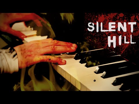Promise Reprise  Silent Hill HORROR PIANO  Movie Soundtrack