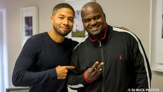 Jussie Smollett Talks About Similarity With The Lyon Family, New Single & More