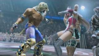 Tekken Tag Tournament 2 - Intro Trailer