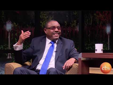 ሀ/ማርያም ደሳለኝ ከልጃቸዉ ጋር አዝናኝ  ቆይታ በማን ከማን ከመሳይ ጋር ክፍል 3 / Hailemariam Desalegn With Man Ke Man