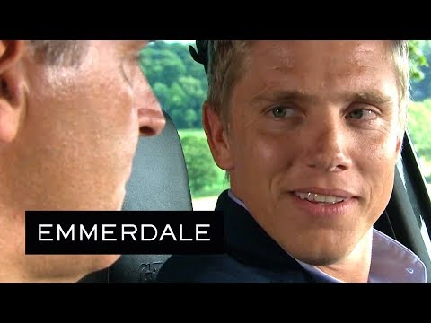 Emmerdale - Robert Tells Tim to Enjoy Being Dead