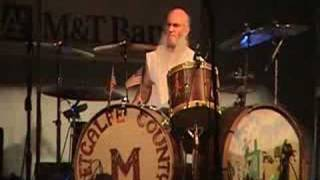 Kentucky Headhunters Fred Young - Drum Solo