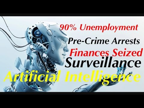 It Is Worse Than You Think! Vault7 & The New World Order's A.I. Takeover