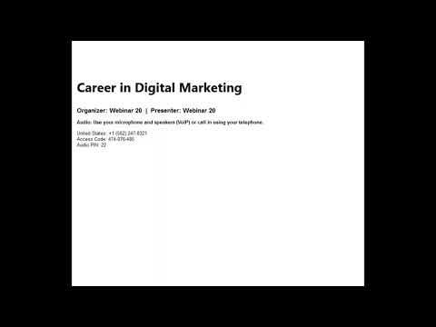 Crack the Code of Digital Marketing -2018