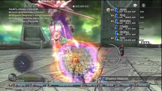 WKC 2 Vellgander Tower - Upper Apex GR 26 - Emperor Madoras White Knight Chronicles II HD