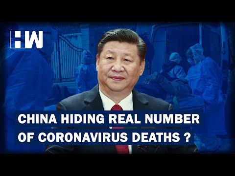 Chinese Company Tencent Data Leak Claims 25000 Died Of Coronavirus | HW News English