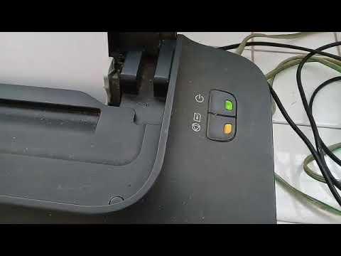 Cara Memperbaiki Cartridge Canon iP2770 yang rusak.