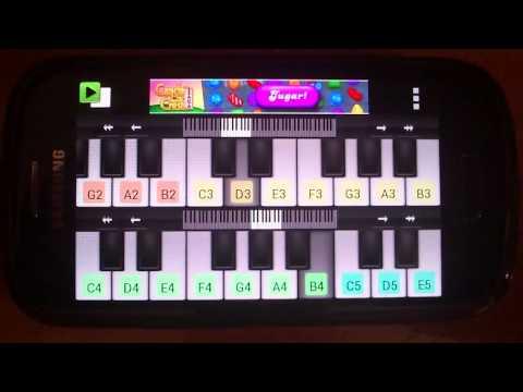 Una mattina - Ludovico Einaudi (Perfect Piano - Android)