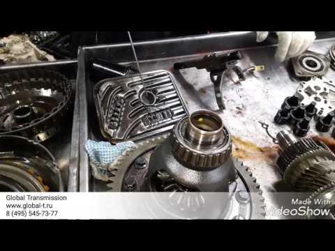 Ремонт АКПП Powershift MPS6 - Ford, Volvo, Peugeuot