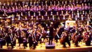"Wojciech Kilar - ""Exodus"" for mixed choir and orchestra"