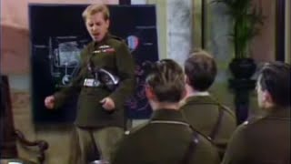 Blackadder basic flying training