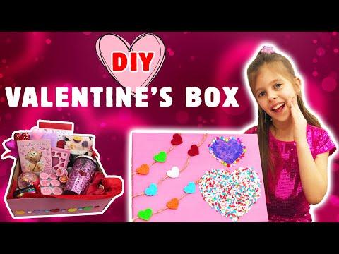 ПОДАРКИ НА ДЕНЬ СВЯТОГО ВАЛЕНТИНА  ❤️  ИДЕИ ПОДАРКОВ НА 14 ФЕВРАЛЯ  ❤️  DIY Valentine's Day Box